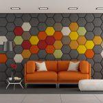 panele ścienne tapicerowane